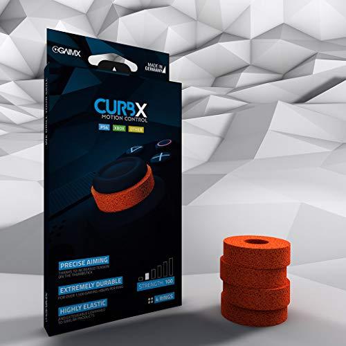 GAIMX エイムリング モーションコントロール CURBX 100(ソフト) PS4 switch Proコントローラー xbox one SCUF PCパッドに使用可 国内正規品