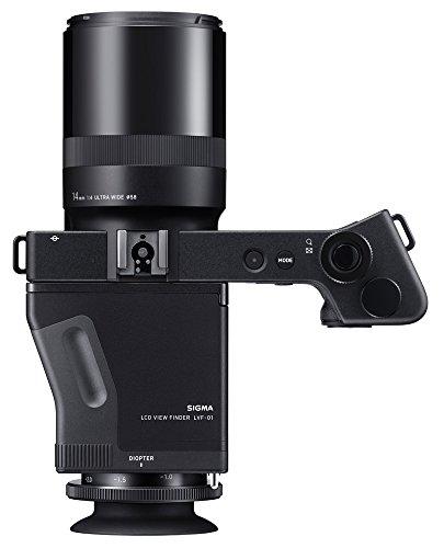 SIGMA デジタルカメラ dp0Quattro LCDビューファインダーキット FoveonX3 有効画素数2,900万画素