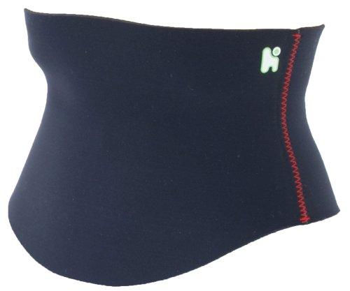 ヘルスポイント(Healthpoint) ランニング用 腹巻き 1009Z ブラック(BK) M-L