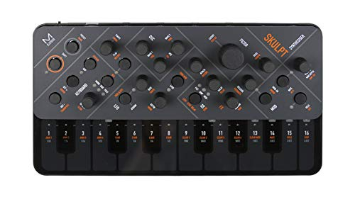 Modal Electronics Skulpt Black モーダル スカルプト バーチャルアナログ テイ・トウワ さんのオススメ機材は「Modal Electronics Skulpt」【徹底紹介】プロの作曲家・アーティストの買ってよかったオススメ機材・プラグイン!エンジニア・DTMerは必見!【DTM・REC】