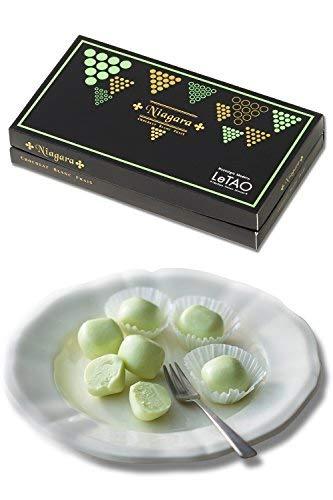ルタオ (LeTAO) チョコレート ナイアガラ ショコラブラン フレ 8個入 ホワイトチョコレート 母の日 贈答品 お菓子