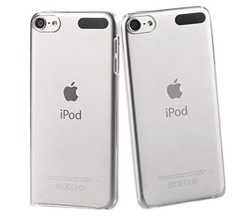 【TopAce】 iPod touch 6世代極薄 ソフト クリア 落下防止 用 耐スクラッチTPU ケースクリア