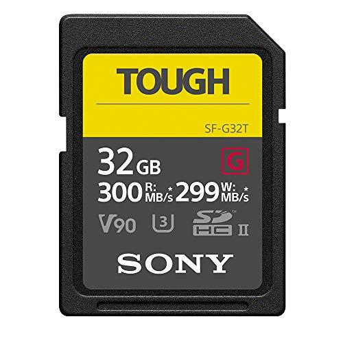 ソニー SONY SDHC メモリーカード 32GB Class10 UHS-II対応 SF-G32T 国内正規品