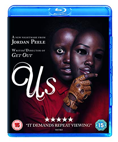 アス [Blu-ray リージョンフリー ※日本語無し] (輸入版) -Us Blu-ray-