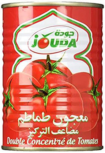 40個分のトマト・2倍濃縮トマトペースト 400g【ハラル認証】Premium Halal Double Concentrated To...