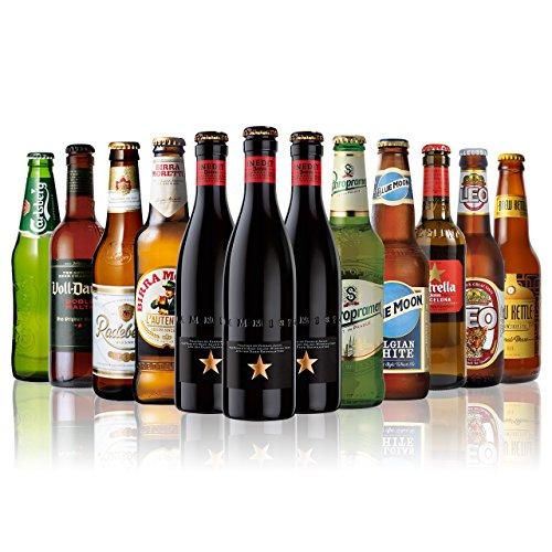 自宅で世界のビールが楽しめる!世界のビールを飲み比べ
