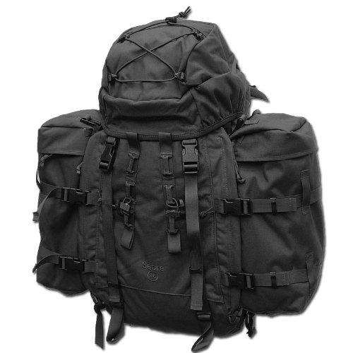 karrimor SF Sabre 45 + PLCE side pockets (pair)(black)・カリマー SF セイバー 45 + PLCE サイドポケット(ペア)付き (ブラック)