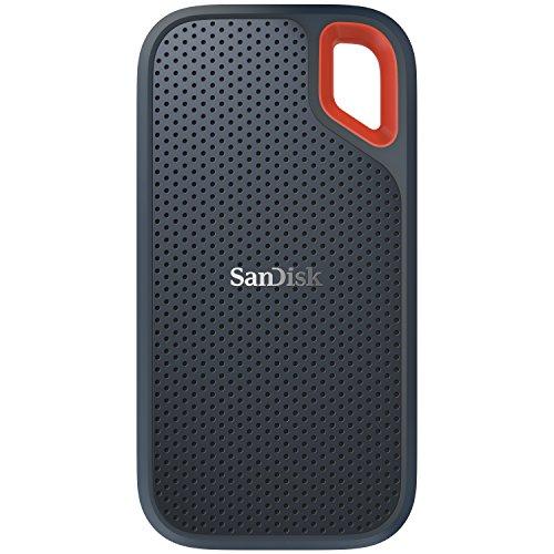 SanDisk サンディスク エクストリーム ポータブル SSD 500GB USB3.1 Gen2対応 防滴 耐振 耐衝撃SDSSDE60-50...