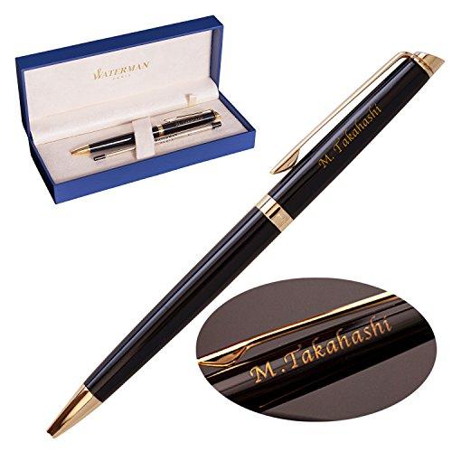名前入りボールペンを働く先輩にプレゼント