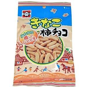 【新潟県限定】 柿の種 きなこ 74g | おつまみ・珍味 通販