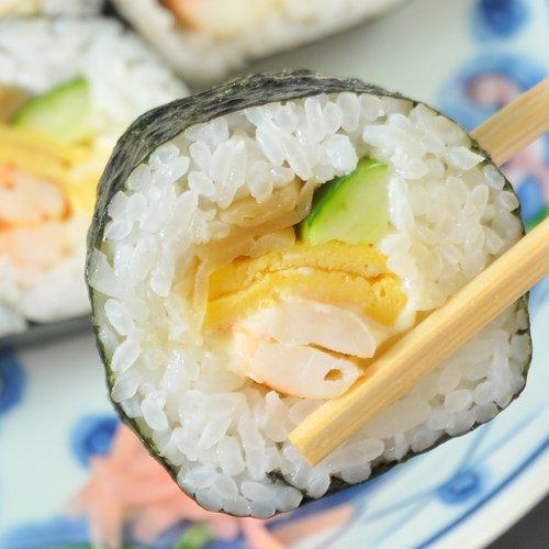 徐福マヨネーズ巻き寿司 5本入り 徐福寿司