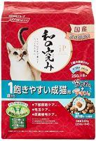 ジェーピースタイル 和の究み 1歳から 飽きやすい成猫用 2kg