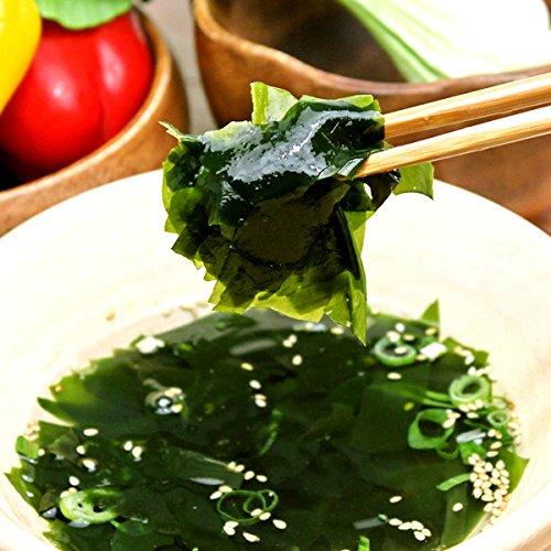 ぷるるん姫 たっぷりワカメの元気わかめスープ 50食入り 減塩タイプ(当社比)