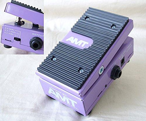 AMT Electronics [エイエムティーエレクトロニクス] WH-1 Japanese Girl 【最新小型ワウペダル特集】軽くて小さくて安いエフェクターボードに邪魔にならないコンパクトなミニサイズのオススメワウペダル!大きくて重いのとはおさらば!【Wah Pedal】