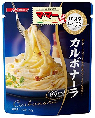 マ・マー パスタキッチン カルボナーラ 130g×6個