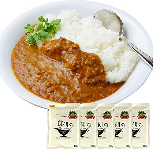 たっぷりの玉ネギと牛肉の旨味が溶け込んだ 濃厚ビーフカレー中辛 200g 5食セット