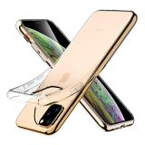 iPhone 11 Pro 5.8 ケース カバー 超薄型 iPhone 11 Pro 5.8ケース カバー Qosea TPU シリコン iPhone Pro 5.8 ケース 落下防止 衝撃吸収 擦り傷防止 軽量 防指紋 シリコン素材 透明 TPU