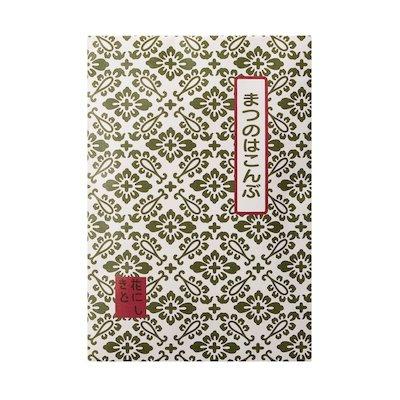 【花錦戸】 まつのはこんぶ (75g袋入り)