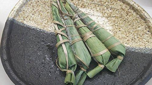 冷凍和菓子 割烹ミニ笹粽(ちまき)25本 解凍後そのままお召し上がり頂けます。(笹は食べれません)