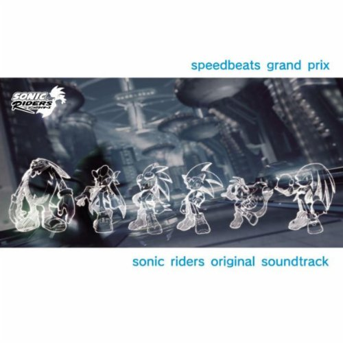 SONIC RIDERS Original Soundtrack