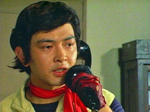 第23話「空飛ぶ怪人ムササビートル」