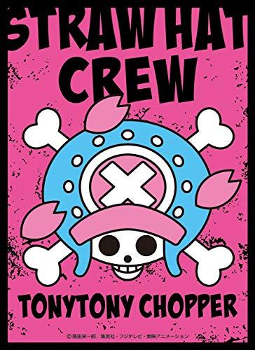 キャラクタースリーブ ワンピース <海賊旗> トニートニー・チョッパー(EN-871)