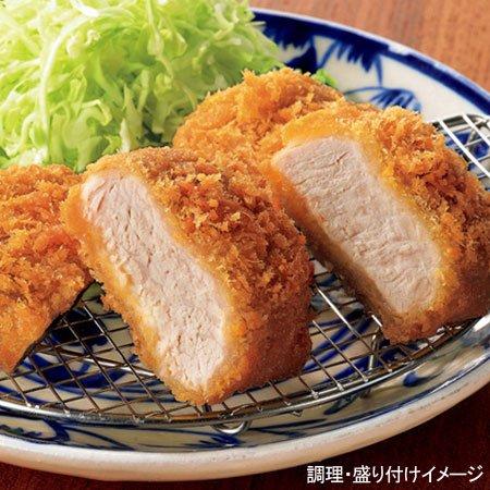 味の素 業務用 三元豚の厚切りヒレカツ 1袋 (12個入)(冷凍食品)(トンカツ 豚かつ)