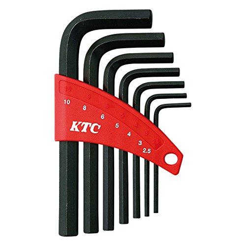 KTC(ケーテーシー) L型 六角棒レンチ セット HL107