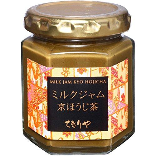 ちきりや ミルクジャム京ほうじ茶 110g