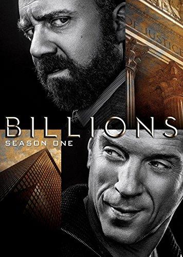 Billions: Season One [DVD] [Import]