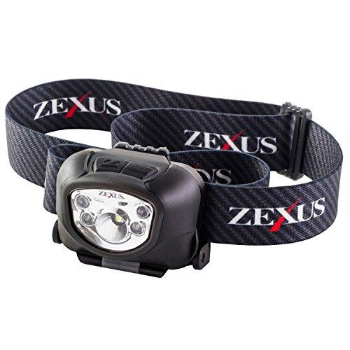 冨士灯器 ヘッドライト ゼクサス ZX-260 ブラック