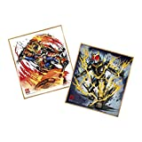 仮面ライダー 色紙ART4 (10個入り) 食玩・清涼菓子 (仮面ライダーシリーズ)