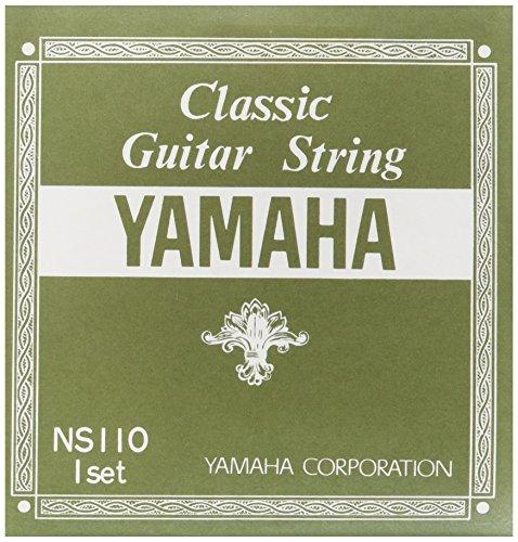 ヤマハ YAMAHA クラシックギター用セット弦 NS110 Set
