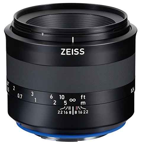 Carl Zeiss 単焦点レンズ MILVUS 2/50M ZE ブラック 823105
