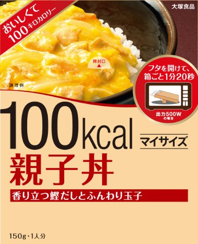 大塚食品 マイサイズ 親子丼 150g×10個