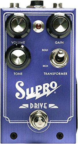 SUPRO ( スプロ ) オーバードライブ Drive 【最新】Paul Gilbert(ポール・ギルバート)の機材・エフェクターボードを解析!ギターを支える機材の数々を紹介!【金額一覧】