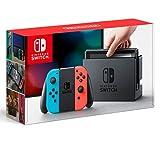 Nintendo Switch 本体 (ニンテンドースイッチ) 【Joy-Con (L) ネオンブルー/ (R) ネオンレッド】