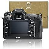 PROTAGE Nikon D7200 / D7100 用 ガラスフィルム ガラス 製 フィルム 液晶保護フィルム 保護フィルム 液晶プロテクター ニコン D7200 / D7100