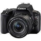 Canon デジタル一眼レフカメラ EOS Kiss X9 EF-S18-55 IS STM レンズキット(ブラック) KISSX9BK1855F4ISSTML