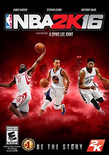 NBA 2K16 - PC [Digital Code]