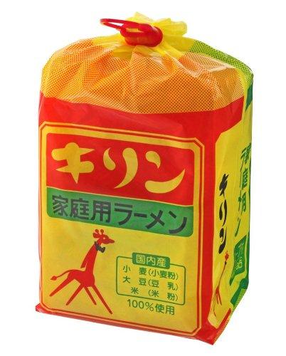 小笠原製粉 キリンラーメン しょうゆ 6袋入り -