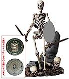 特撮リボルテック020 アルゴ探検隊の大冒険 骸骨剣士 2ndバージョン ノンスケール ABS&PVC製 塗装済み アクションフィギュア