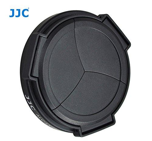STOK Panasonic LX-100 用オートレンズキャップ JJC ALC-LX100(ブラック)