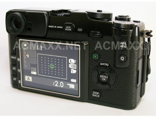 ACMAXX Fujifilm X-Pro1 液晶保護アーマー