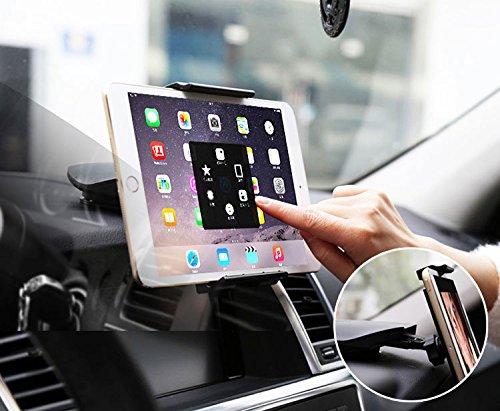 IPAD 車載ホルダー スマホアームスタンド ipad mini/スマートフォン/携帯電話/ケータイ/けいたい などを 車/自動車/軽自動車 に装着 GPSナビゲーション カーホルダー スマホグッズ/車載スタンド カー用品/内装パーツSTAND-U40-T50107