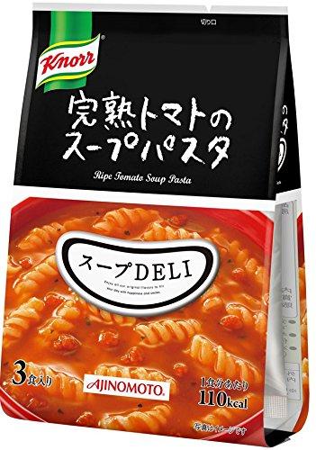 味の素 クノールスープDELI 完熟トマトのスープパスタ 90.6g