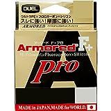 デュエル(DUEL) PEライン アーマード F+ Pro 150m 0.8号 ネオングリーン H4083-NM
