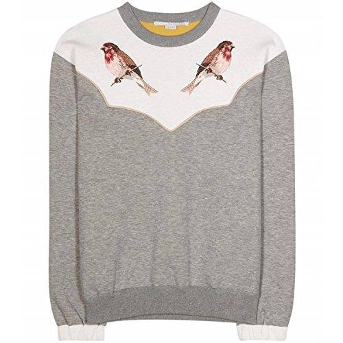 (ステラマッカートニー) Stella McCartney レディース トップス トレーナー・パーカー Embroidered sweatshirt 並行輸入品