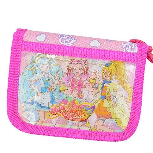 キャラクターの財布は女の子が貰って嬉しい誕生日プレゼント