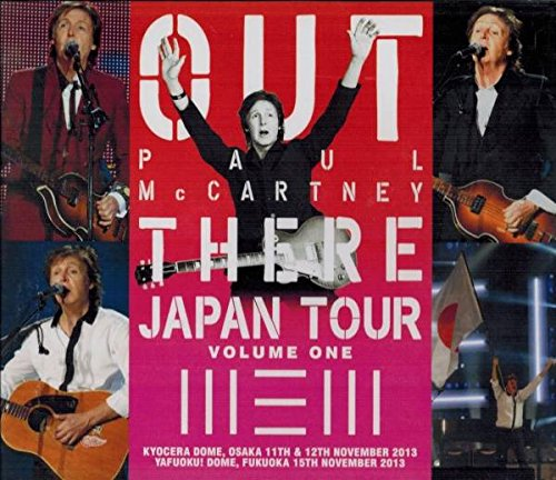 Paul McCartney ポール大阪&福岡公演完全収録 プレス盤6CD ポールマッカートニー 日本公演